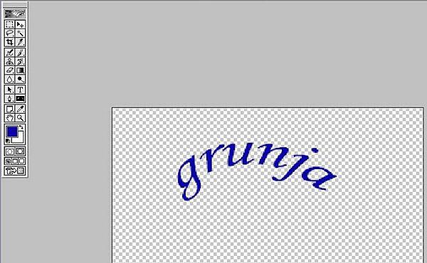Как в фотошопе сделать красивые подписи