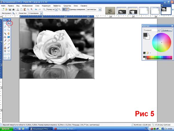 Программа работа с фотографиями и