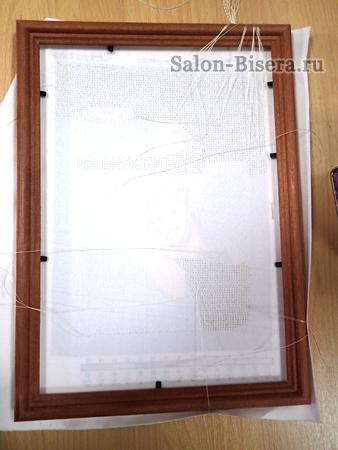 Вышиваем бисером иконы